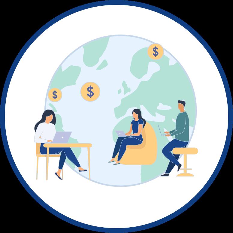 Come funziona Amnis WebApp per pagamenti internazionali